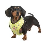View Image 2 of Chic Adjustable Dog Harness by Pinkaholic - Lime