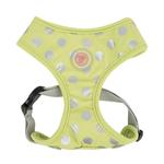 View Image 1 of Chic Adjustable Dog Harness by Pinkaholic - Lime