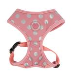 View Image 1 of Chic Adjustable Dog Harness by Pinkaholic - Pink