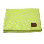 View Image 1 of Chic Dog Blanket by Pinkaholic - Lime