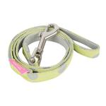 View Image 1 of Chic Dog Leash by Pinkaholic - Lime