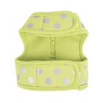 View Image 2 of Chic Pinka Dog Harness by Pinkaholic - Lime