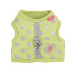 View Image 1 of Chic Pinka Dog Harness by Pinkaholic - Lime