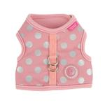 View Image 1 of Chic Pinka Dog Harness by Pinkaholic - Pink