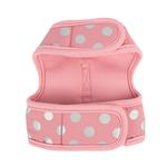 View Image 2 of Chic Pinka Dog Harness by Pinkaholic - Pink