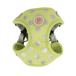 View Image 1 of Chic Step-In Adjustable Dog Harness by Pinkaholic - Lime