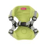 View Image 2 of Chic Step-In Adjustable Dog Harness by Pinkaholic - Lime