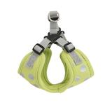 View Image 3 of Chic Step-In Adjustable Dog Harness by Pinkaholic - Lime
