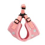 View Image 3 of Chic Step-In Adjustable Dog Harness by Pinkaholic - Pink