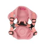 View Image 2 of Chic Step-In Adjustable Dog Harness by Pinkaholic - Pink
