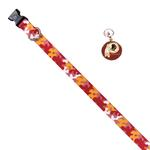View Image 1 of Washington Redskins Team Camo Dog Collar and Tag by Yellow Dog