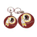 View Image 2 of Washington Redskins Team Camo Dog Collar and Tag by Yellow Dog