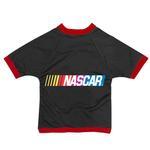 View Image 1 of NASCAR Athletic Mesh Dog Jersey - Black