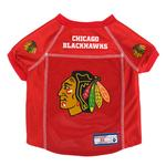 View Image 1 of Chicago Blackhawks Dog Jersey - Red
