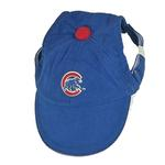 View Image 1 of Chicago Cubs Dog Hat