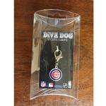 View Image 2 of Chicago Cubs Logo Dog Collar Charm