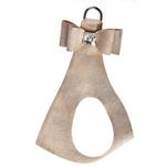 View Image 1 of Champagne Glitzerati Big Bow Step-In Dog Harness by Susan Lanci