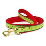 View Image 1 of Candy Cane Dog Leash by Up Country