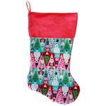 View Image 1 of Christmas Medley Pet Christmas Stocking