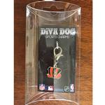 View Image 2 of Cincinnati Bengals Logo Dog Collar Charm