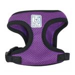 View Image 1 of Cirque Dog Harness - Purple Air Mesh