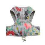 View Image 2 of Cloak & Dawggie Step N Go Mesh-Lined Mod Prints Dog Harness - Floral