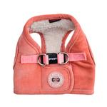 View Image 2 of Classy Vest Style Dog Harness By Puppia - Peach