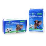View Image 1 of Clean Go Pet Disposable Doggie Diapers