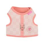 View Image 1 of Clement Pinka Dog Harness by Pinkaholic - Pink