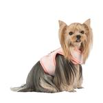 View Image 2 of Clement Pinka Dog Harness by Pinkaholic - Pink