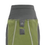 View Image 2 of Climate Changer Fleece Dog Pullover by RuffWear - Cedar Green