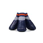 View Image 1 of Cloak & Dawggie No Slip Dog Socks - Navy
