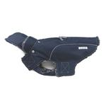 View Image 1 of My Canine Kids Precision Fit Extreme Element Dog Parka - Navy