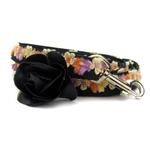 View Image 3 of Coco Maize Small Dog Collar and Leash Set by Diva Dog