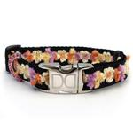 View Image 2 of Coco Maize Small Dog Collar and Leash Set by Diva Dog
