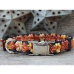 View Image 4 of Coco Copper Small Dog Collar and Leash Set by Diva Dog