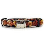 View Image 2 of Coco Copper Small Dog Collar and Leash Set by Diva Dog