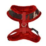 View Image 3 of Colonel Dog Harness by Puppia - Wine Camo