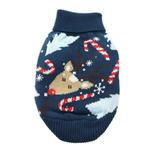 View Image 1 of Holiday Reindeer Ugly Dog Sweater by Doggie Design