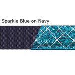 View Image 3 of Come With Me Kitty Leash/Harness - Sparkle Blue