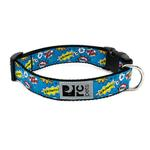 View Image 1 of Comic Sounds Adjustable Dog Collar by RC Pet