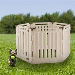 View Image 7 of Convertible Indoor/Outdoor Dog Playpen - 6 Panel