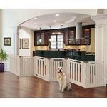 View Image 6 of Convertible Indoor/Outdoor Dog Playpen - 6 Panel