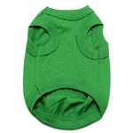 View Image 2 of Cotton Dog Tank by Doggie Design - Emerald Green