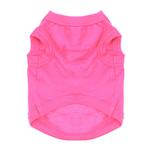 View Image 2 of Cotton Dog Tank by Doggie Design - Raspberry Sorbet