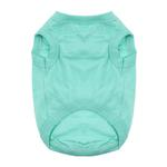 View Image 3 of Cotton Dog Tank by Doggie Design - Teal