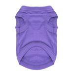 View Image 2 of Cotton Dog Tank by Doggie Design - Ultra Violet