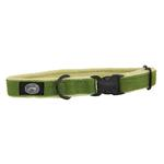 View Image 1 of Cozy Hemp Collar by Planet Dog - Apple Green
