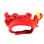 View Image 2 of Crab Dog Hat by DOGO