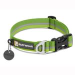 View Image 1 of Crag Dog Collar by RuffWear - Meadow Green